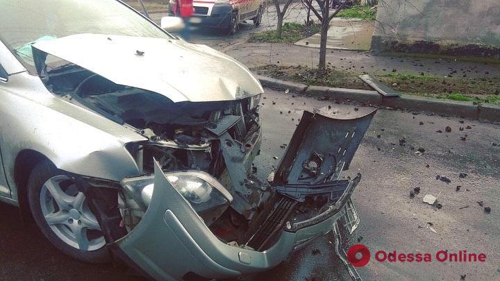 В Измаиле в ДТП пострадал мужчина