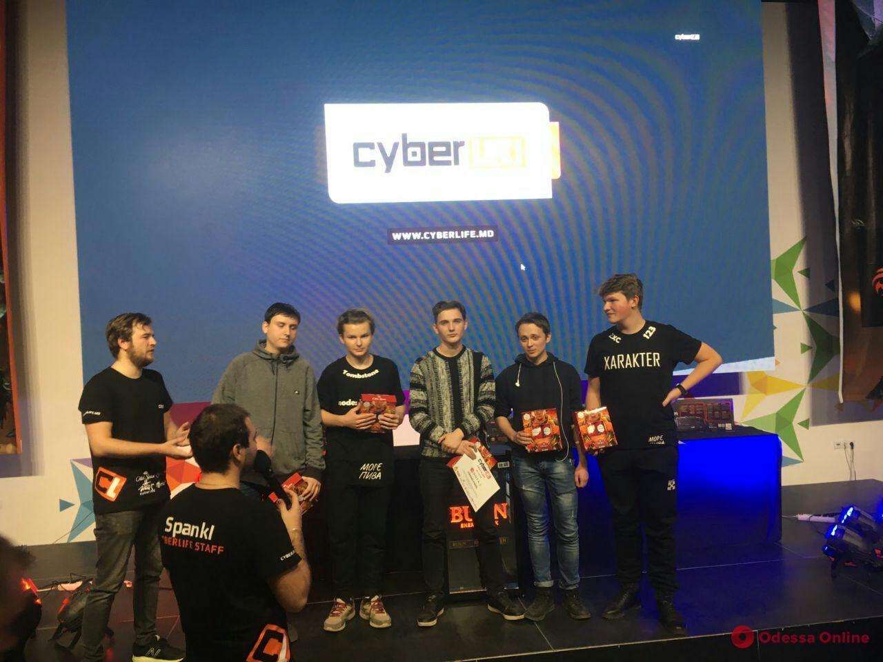 Одесские «дотеры» стали победителями престижного турнира в Кишиневе (видео)