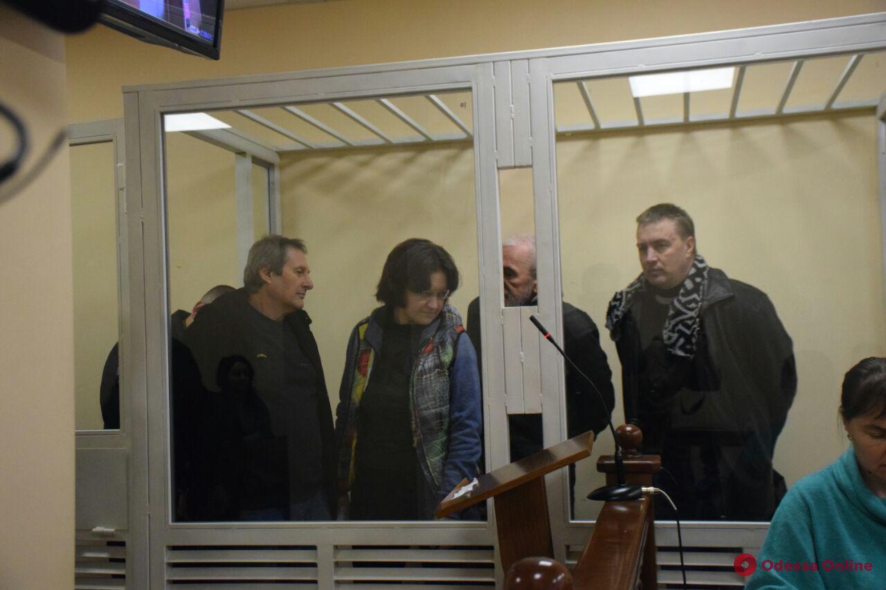 Дело о массовых взрывах в Одессе: адвокаты обвиняемых затягивают судебный процесс