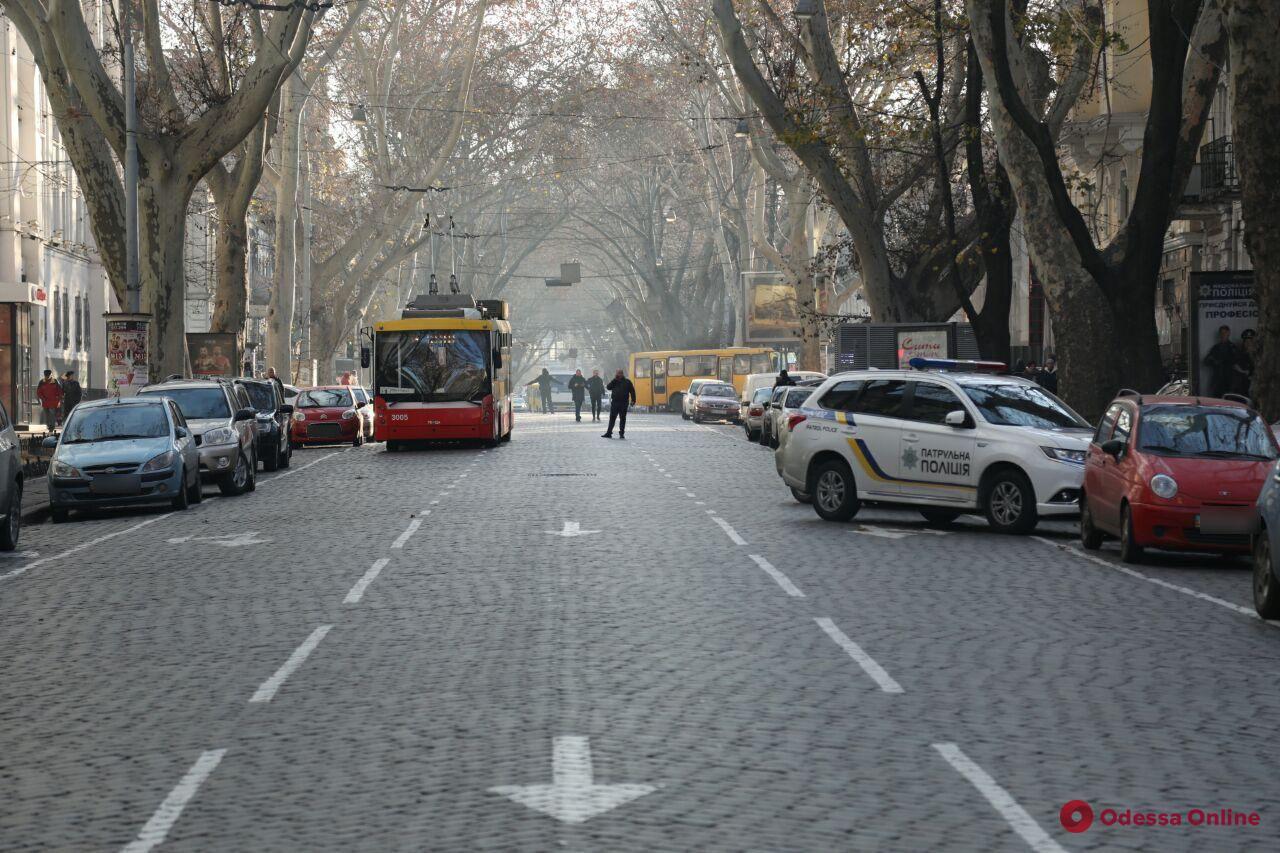 Пожар на Троицкой: троллейбусы все еще ходят по сокращенным маршрутам