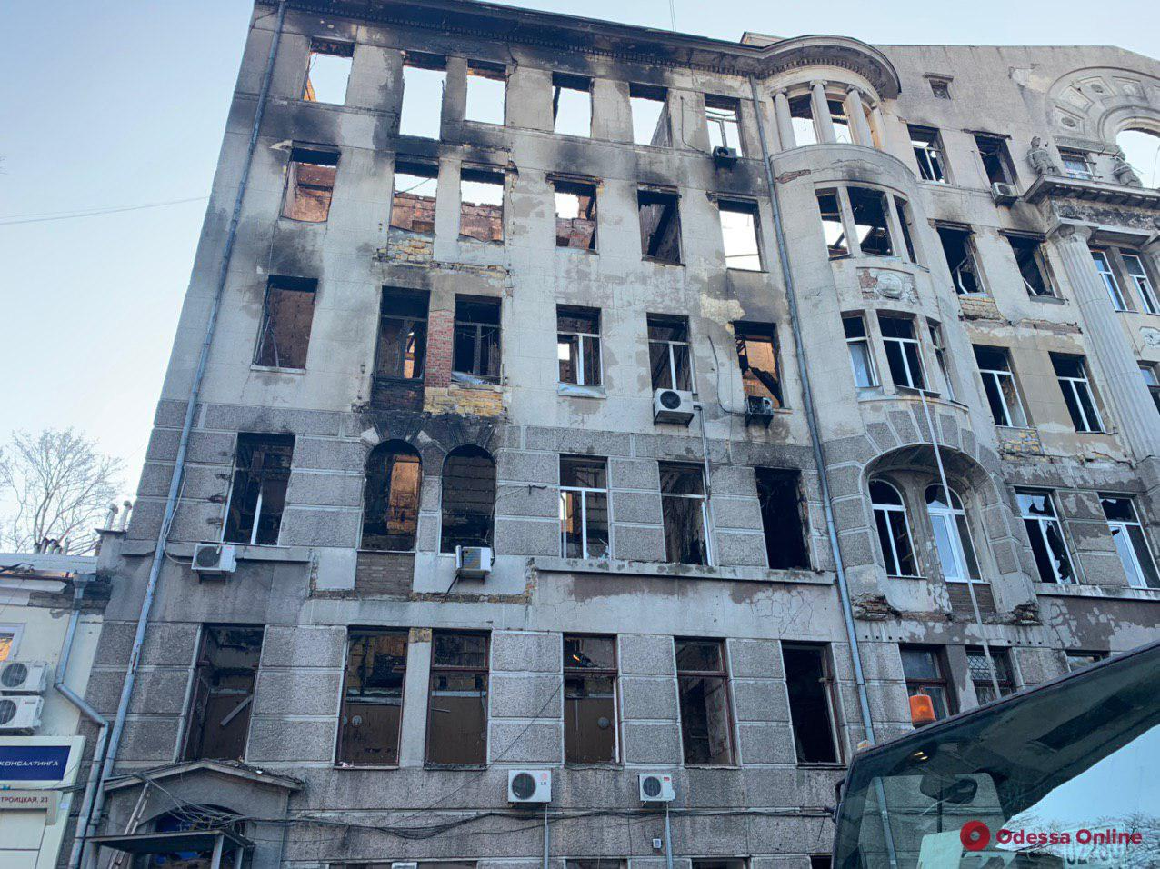 Завтра в Одессе перекроют часть улицы Пушкинской