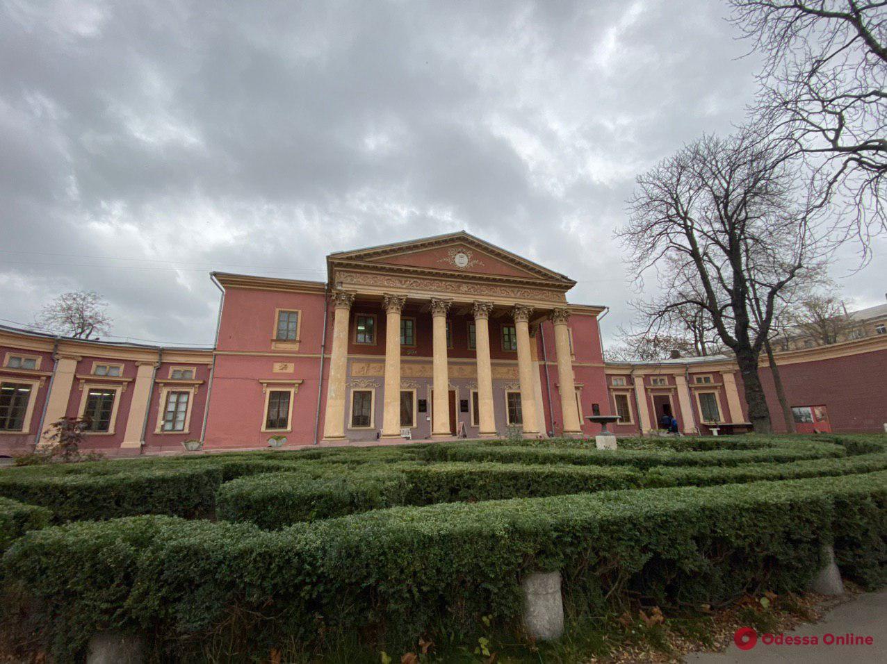Одесские музеи закрылись на карантин, а Музкомедия будет транслировать спектакли онлайн