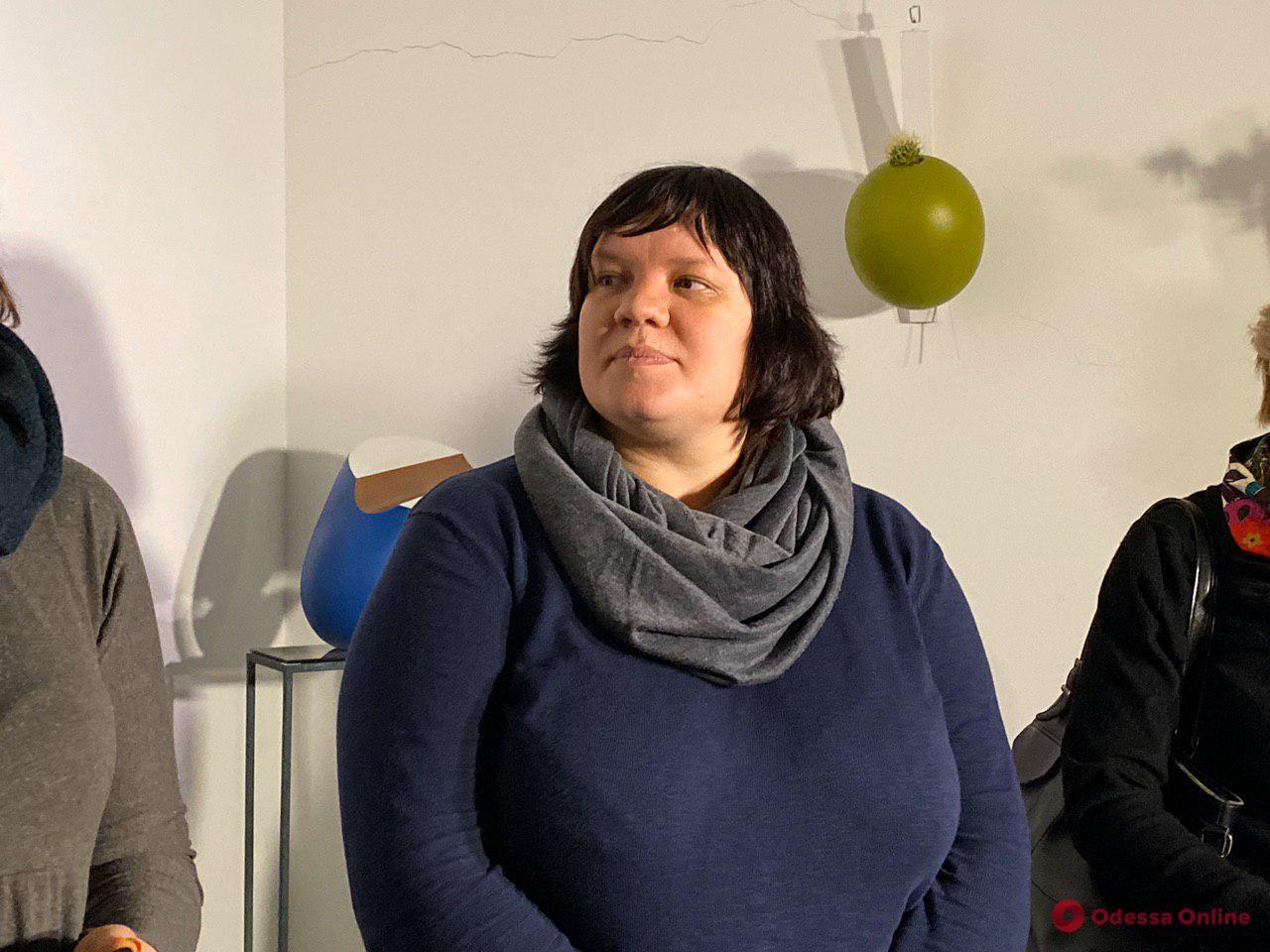 В одесском музее открылась тактильная выставка