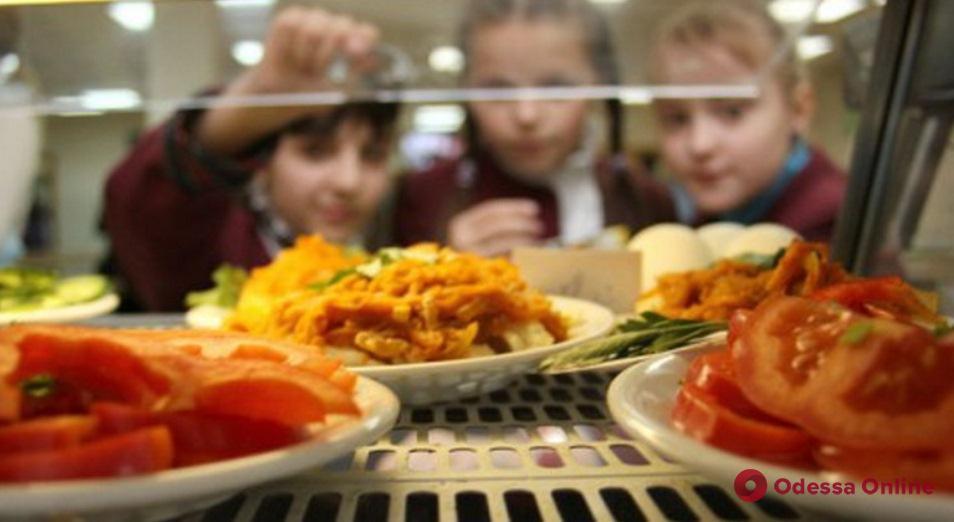 В одесских школах планируют ввести абонемент на питание
