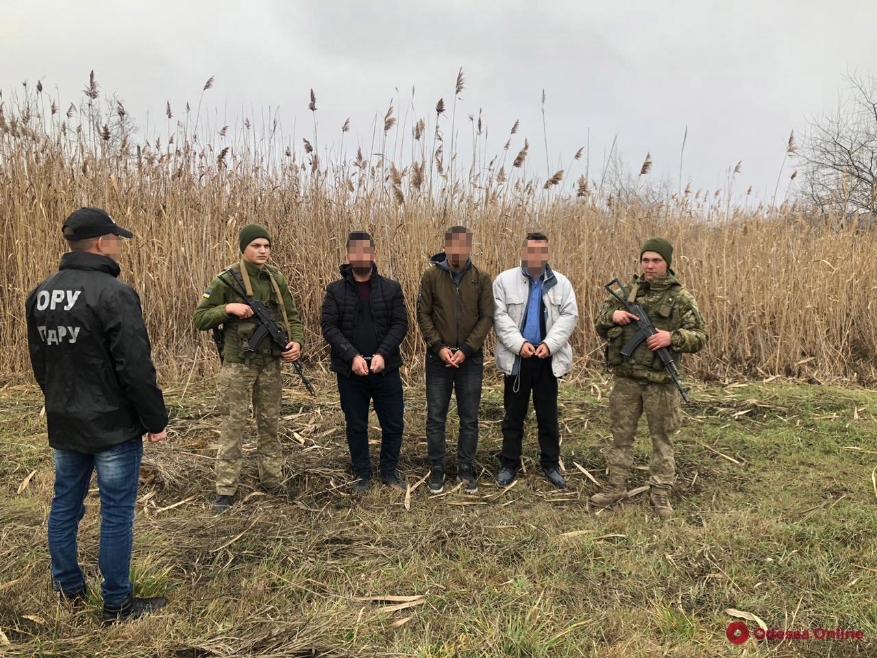 В Одесской области блокировали канал переправки нелегалов в страны Западной Европы