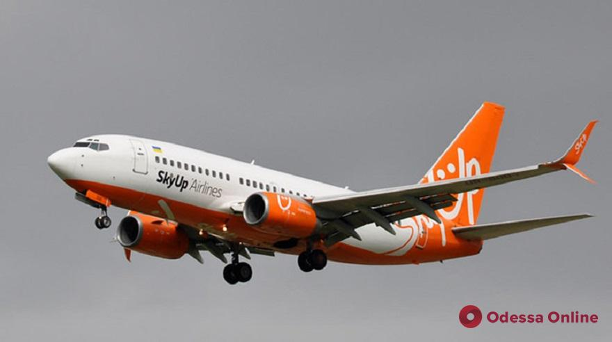Украинский лоукостер открывает два новых авиарейса на популярные курорты