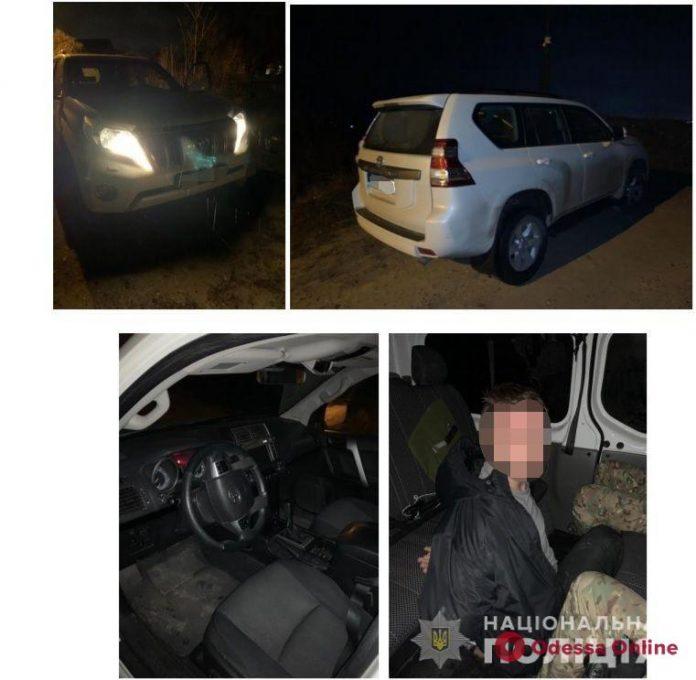 Подробности задержания банды «элитных угонщиков» в Одессе: все преступники оказались бывшими сотрудниками МВД
