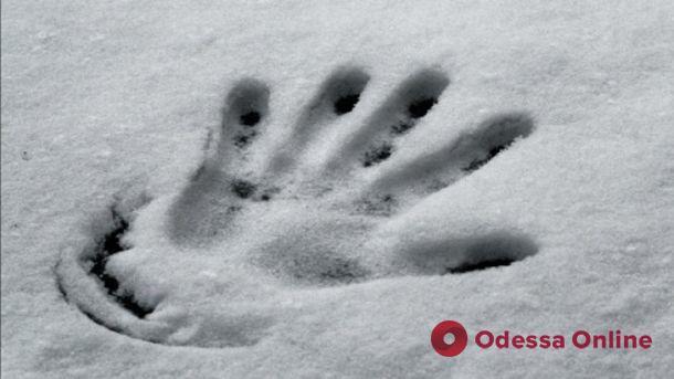 На юге Одесской области ночью насмерть замерз мужчина