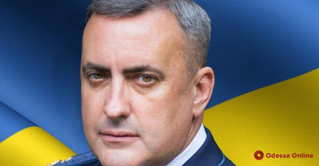 Суд избрал меру пресечения экс-главе ГСЧС в Одесской области Федорчаку