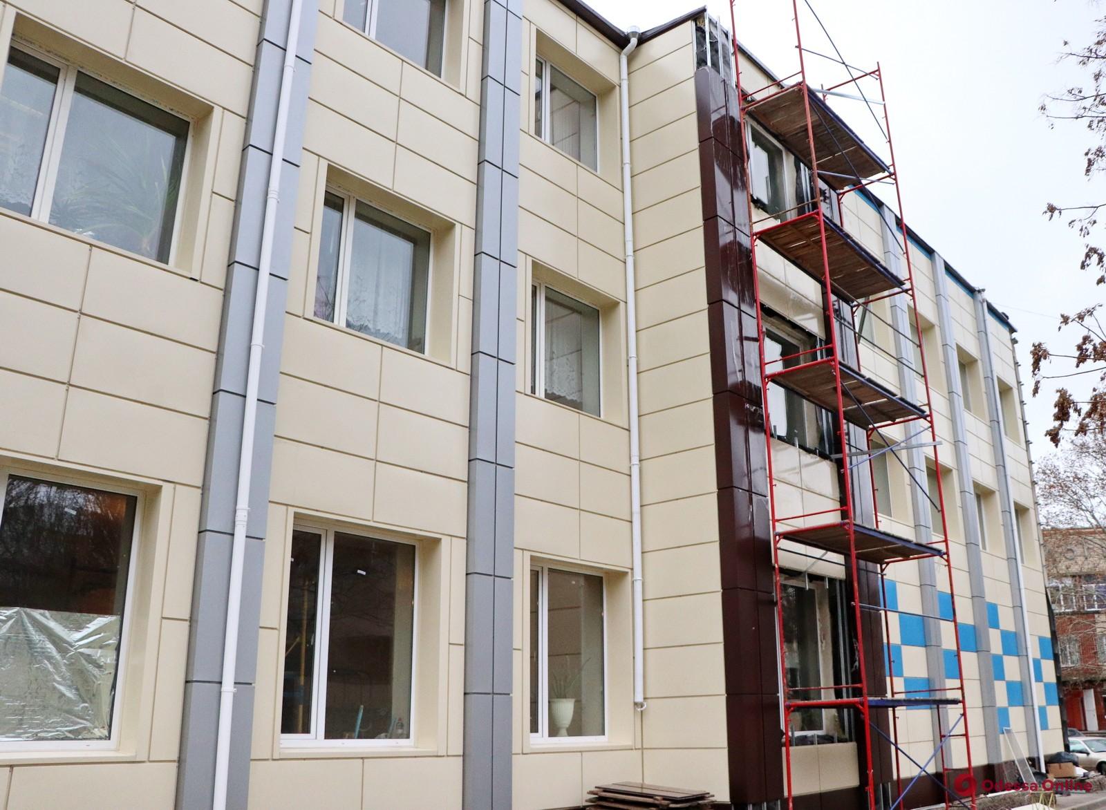 В Одесской горбольнице №10 создают кардиологическое отделение
