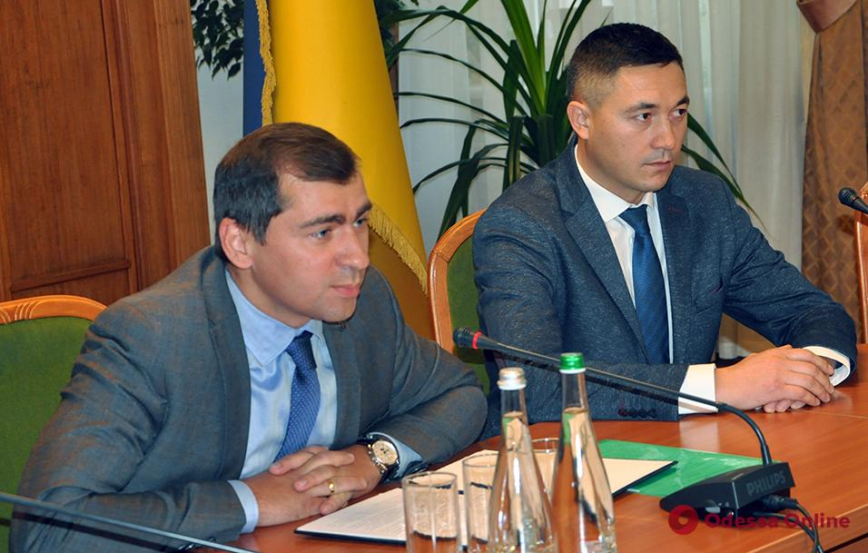В администрации Одесского порта представили нового руководителя