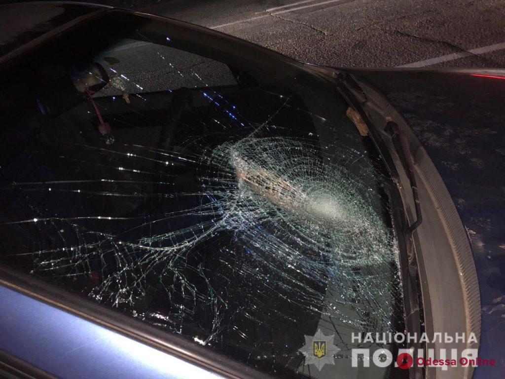 Под Одессой Chevrolet насмерть сбил пешехода