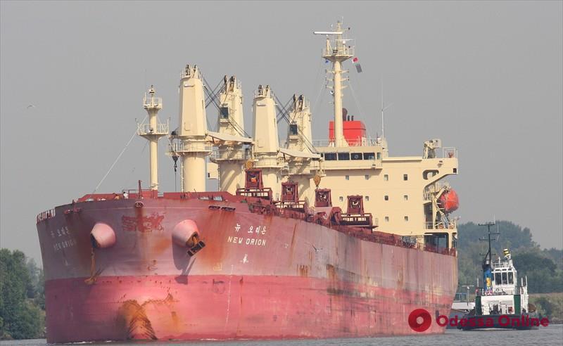 Украинские моряки с арестованного у берегов Китая судна остаются заложниками ситуации