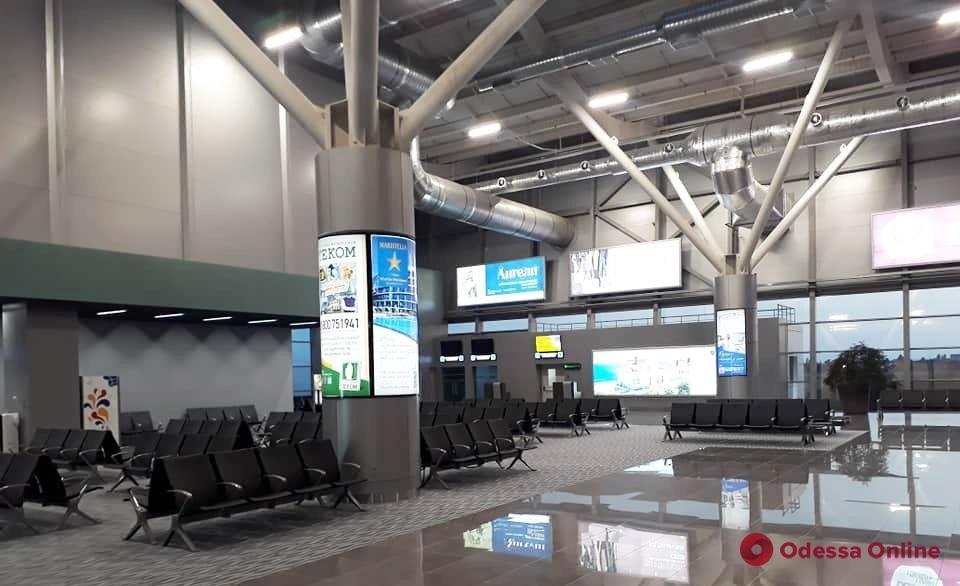 Лжеминер Одесского аэропорта отправился в СИЗО