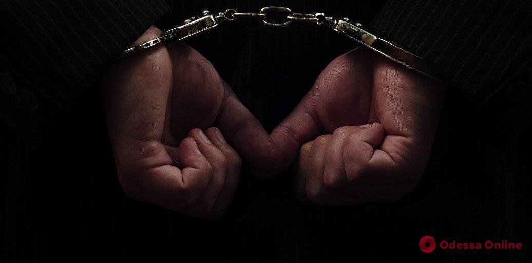 Под Одессой поймали грабителя-рецидивиста, который три года был в бегах