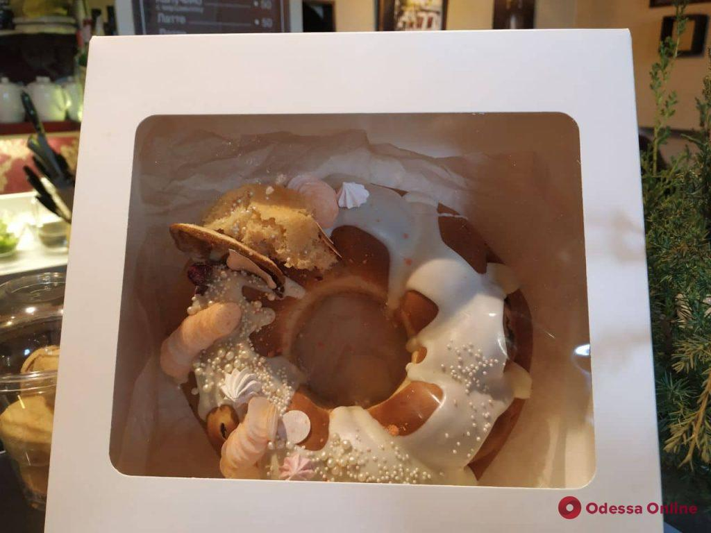 Почем в Одессе рождественские калач: от 19 гривен и до… (фото)