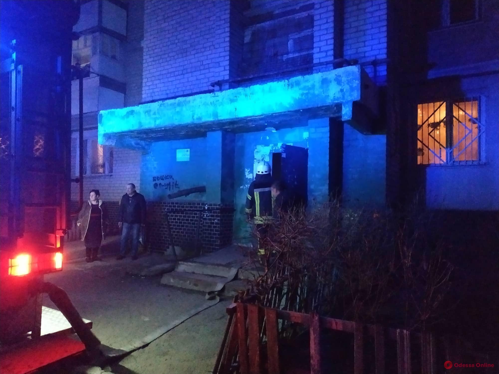 На поселке Котовского в подвале многоэтажки из-за кота произошел пожар