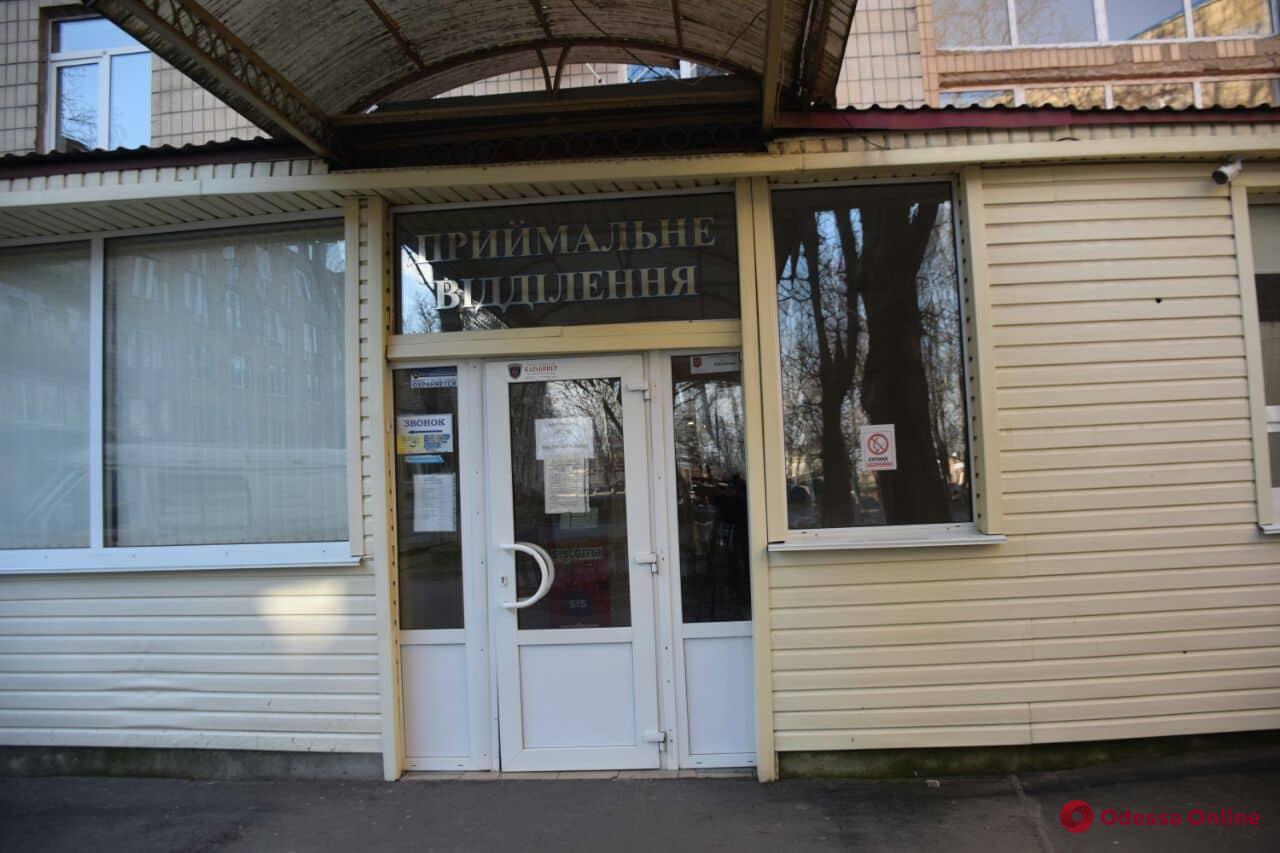 В одесской больнице рассказали о состоянии пострадавших при взрыве в общежитии