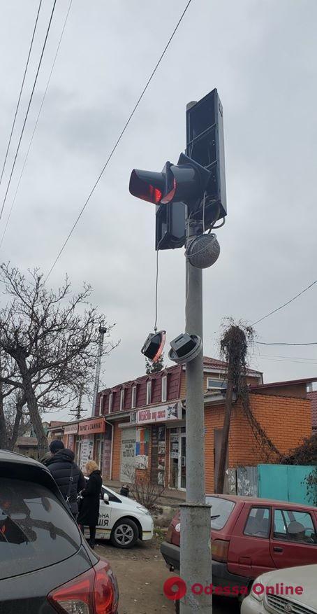 Из-за ДТП на Черемушках не работает светофор