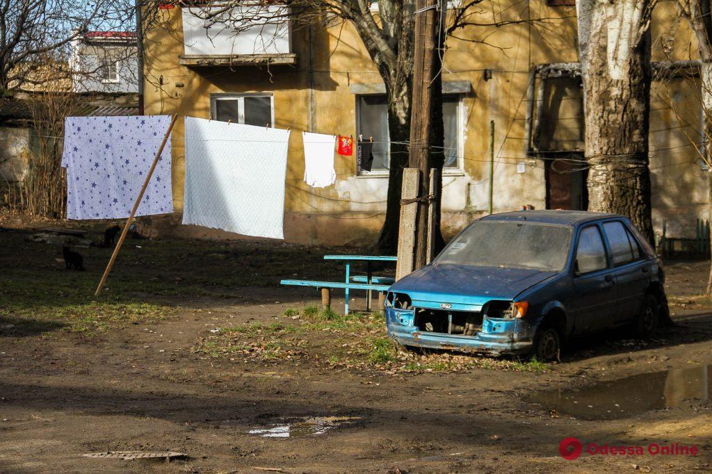 Одесса, которую не увидят туристы (фоторепортаж)
