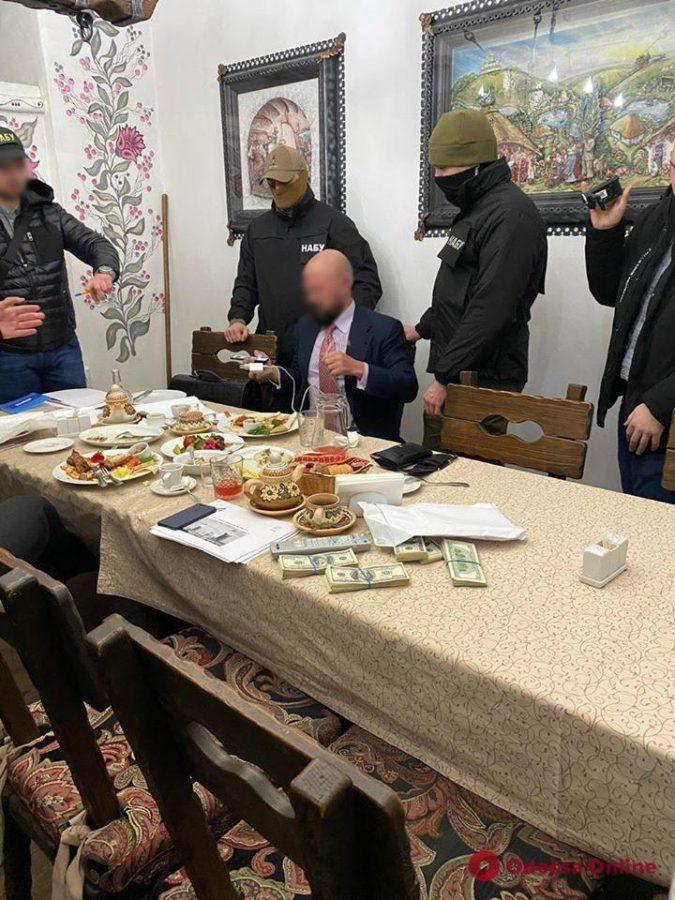 Должность директора Одесского припортового завода хотели купить за 5 миллионов долларов