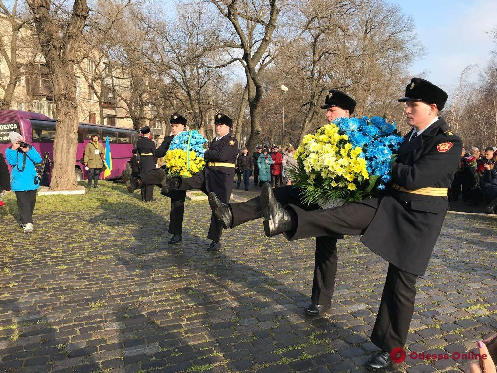 В Одессе почтили память жертв Холокоста (фото, видео)