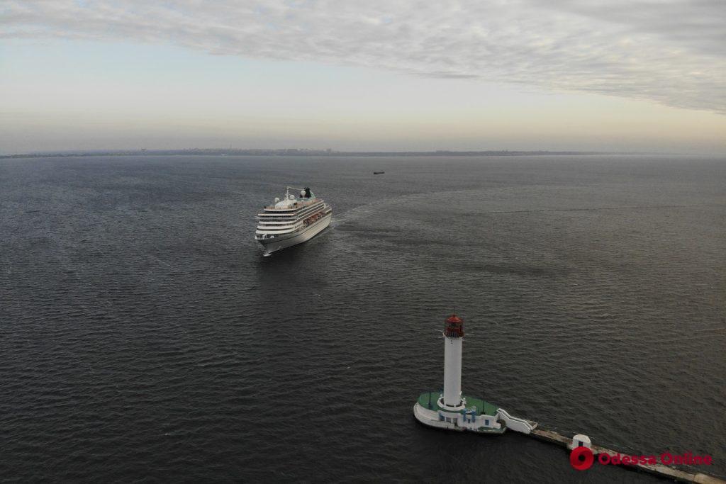 В 2020 году Одесский порт примет одиннадцать пассажирских лайнеров