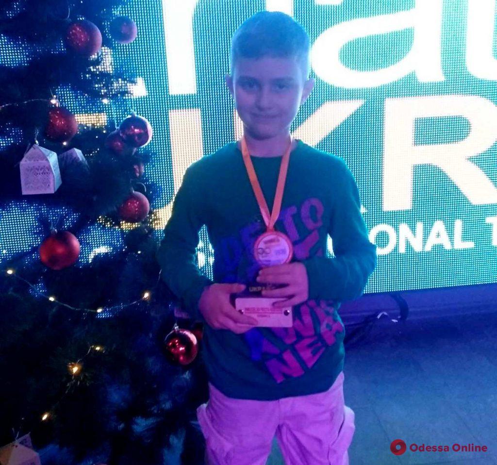 Юный одессит побил рекорд Европы в беге на 60 метров