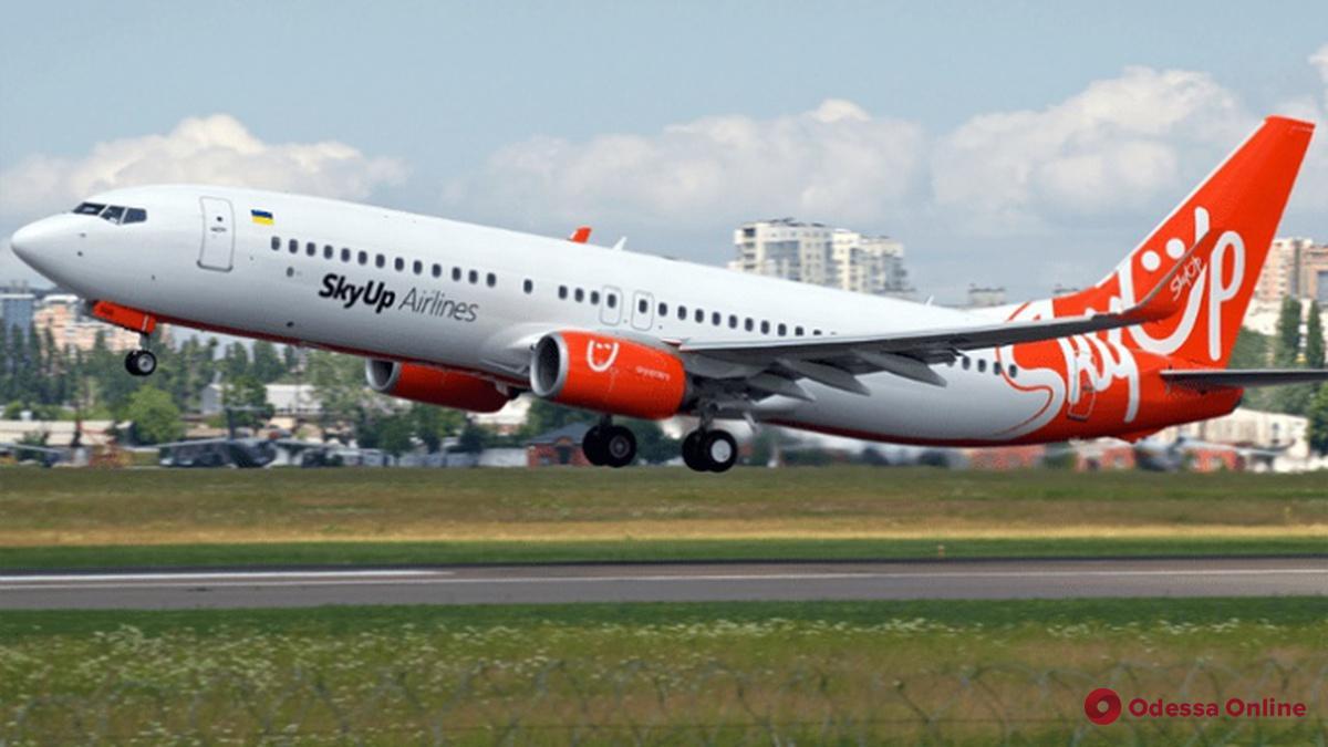 Украинский лоукостер запускает новый авиарейс из Одессы