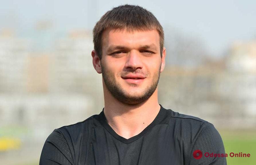 «Черноморец» подтвердил переход одесского вратаря