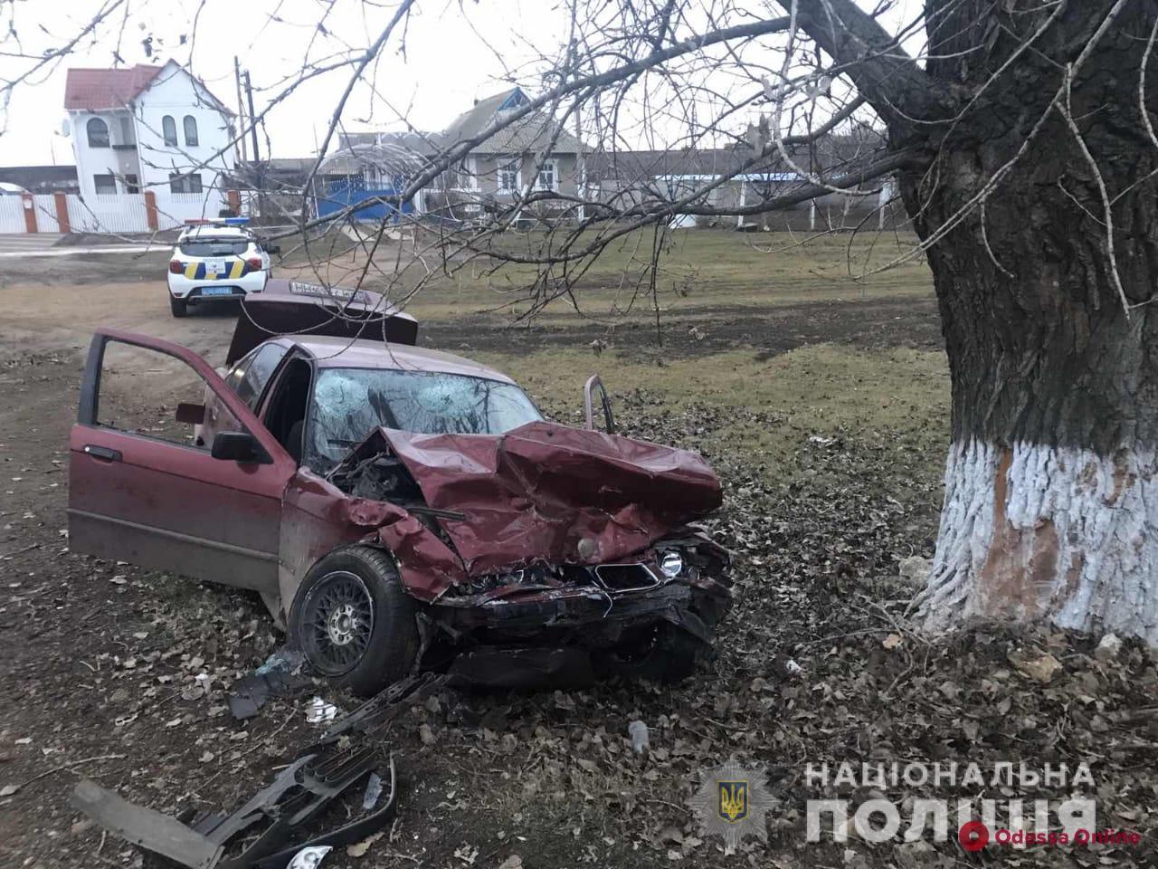 В Одесской области в ДТП погиб водитель «скорой»