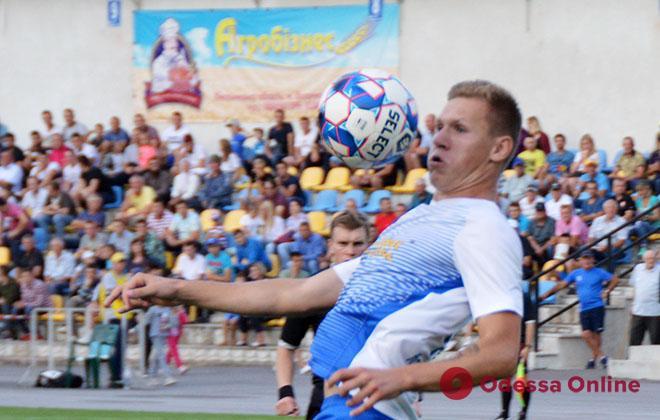 Футбол: «Черноморец» офциально объявил о подписании полузащитника