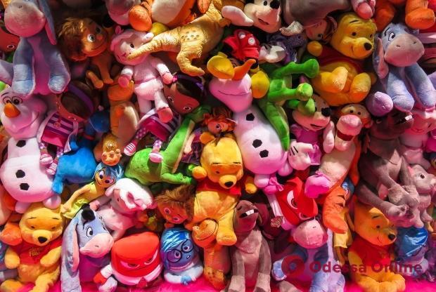 В Одессе поймали вора детских игрушек