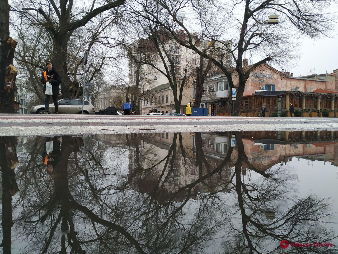 Одесса в зазеркалье (фоторепортаж)