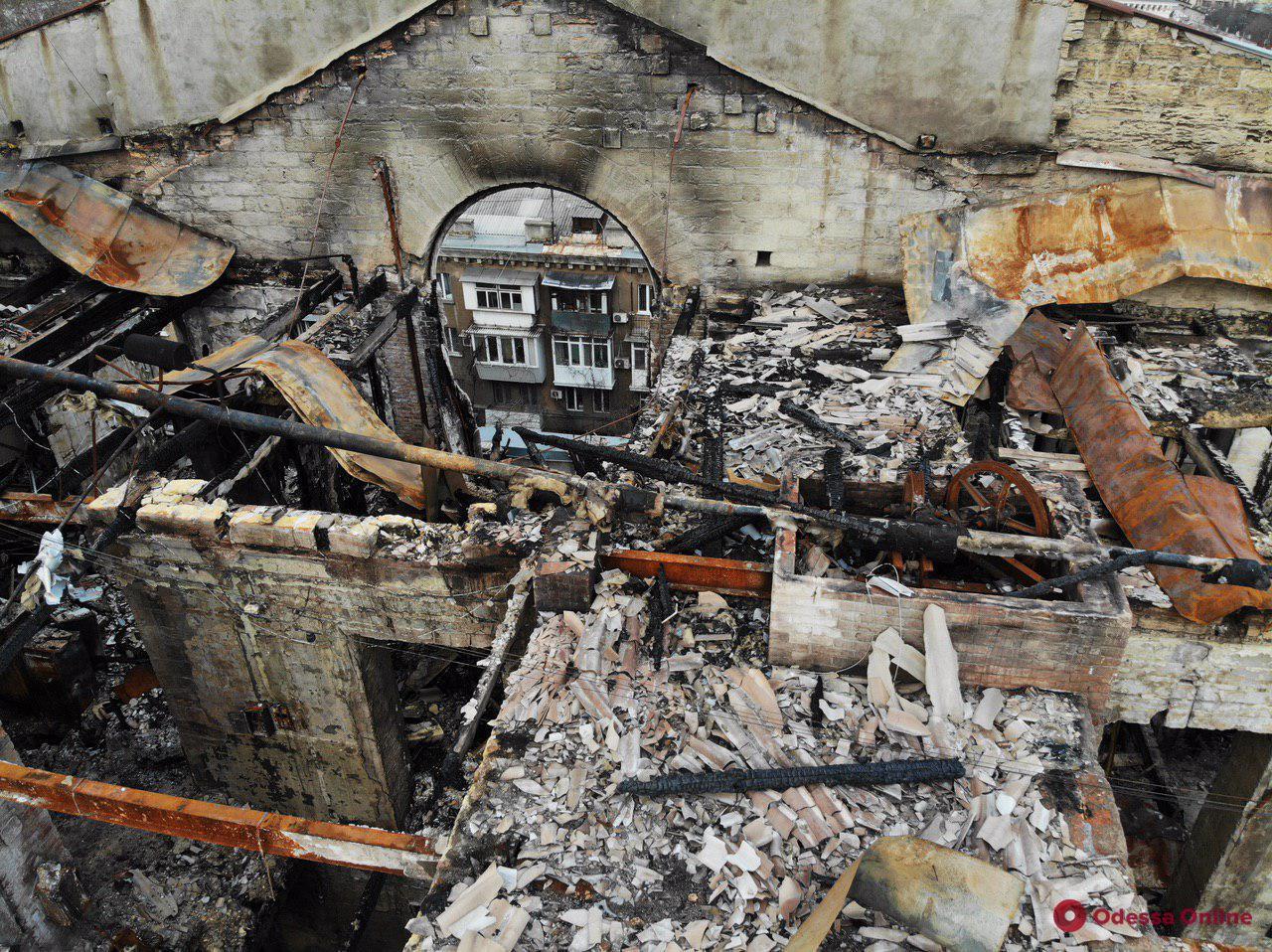 На счет помощи семьям погибших и пострадавших в пожаре на Троицкой поступило 1 млн 247 тыс. грн