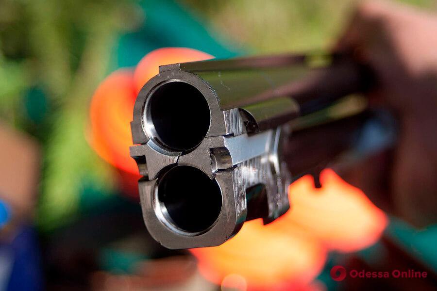 Пьяный житель Одесской области открыл стрельбу из охотничьего ружья