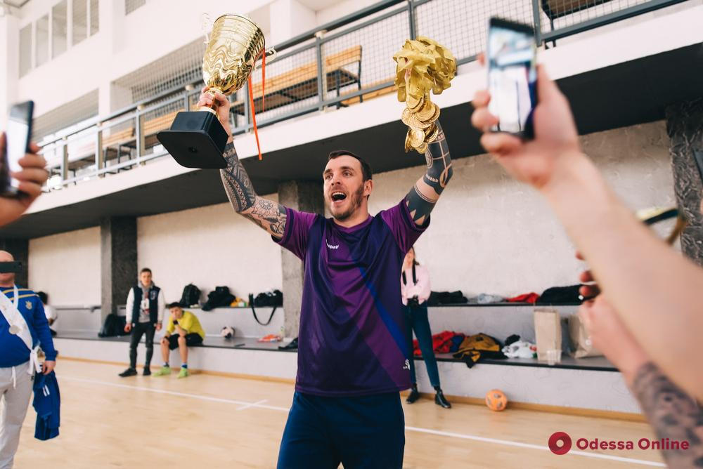 В Одессе состоялся шестой по счету турнир по «свадьболу»