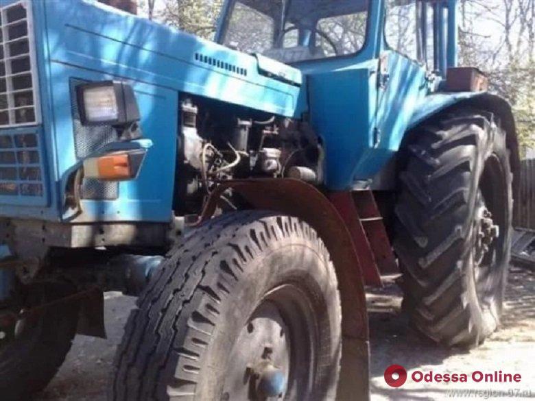 Житель Одесской области получил смертельные ожоги во время ремонта трактора