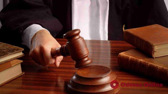 В Измаиле судили похитителя ящиков с пожертвованиями на лечение детей