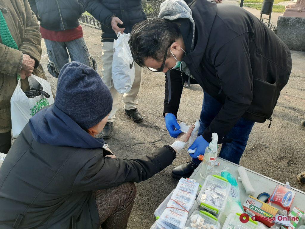 Волонтер Тамерлан Баннура: «Главная цель — не накормить, а вернуть людей к нормальной жизни»