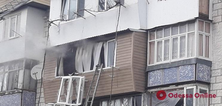 В измаильской пятиэтажке прогремел взрыв