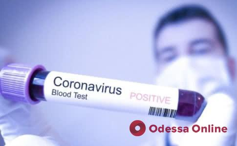 В Одессе за сутки зарегистрировано 107 новых случаев COVID-19