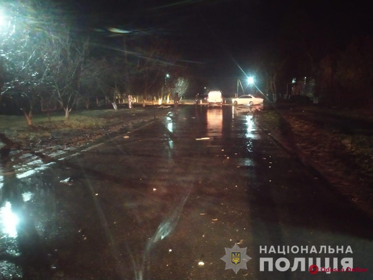 В Одесской области Renault сбил двух женщин
