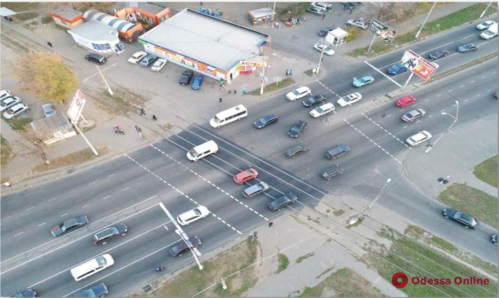 На Таирова капитально отремонтируют оживленный перекресток