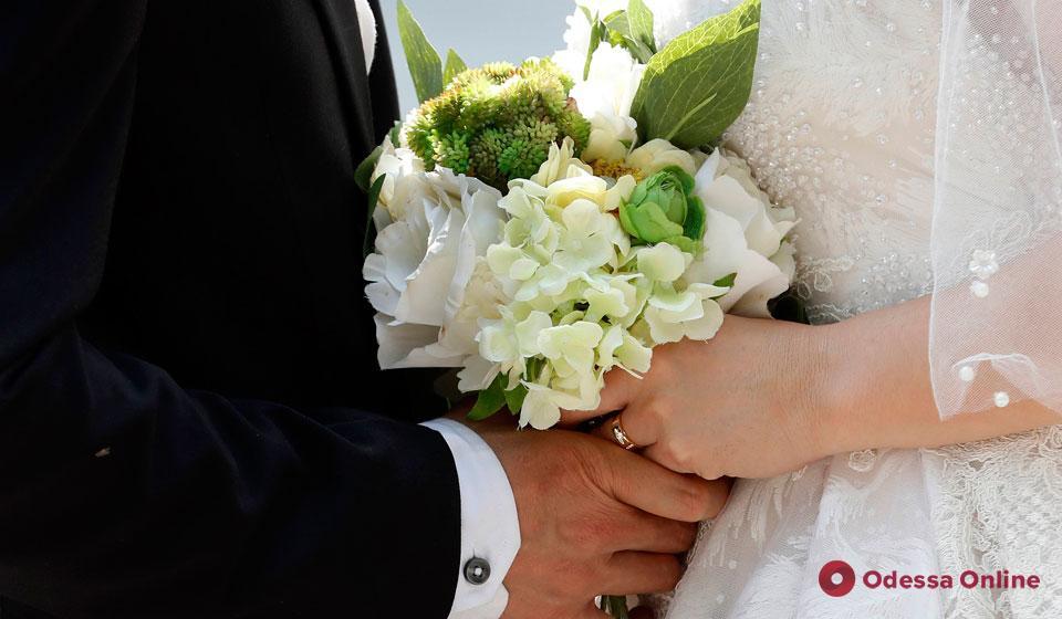 День 20.02.2020: в Одесской области зафиксировали свадебный бум