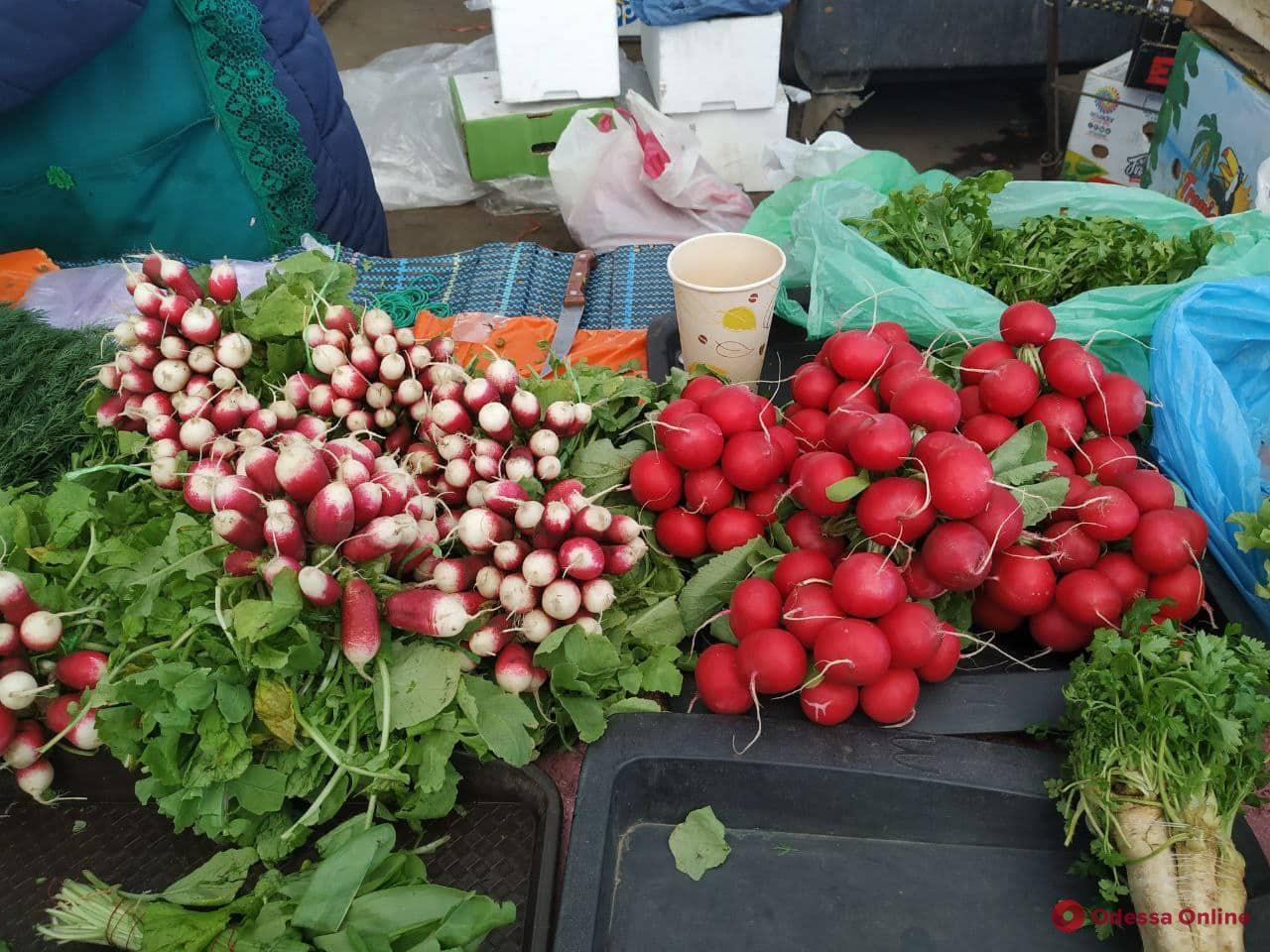 На этой неделе в Одессе могут возобновить работу продовольственные рынки