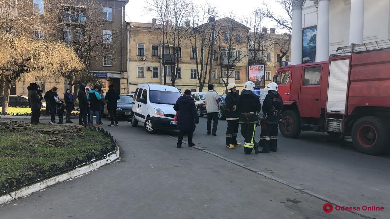 В одесском кинотеатре СБУ провела антитеррористические тренировки