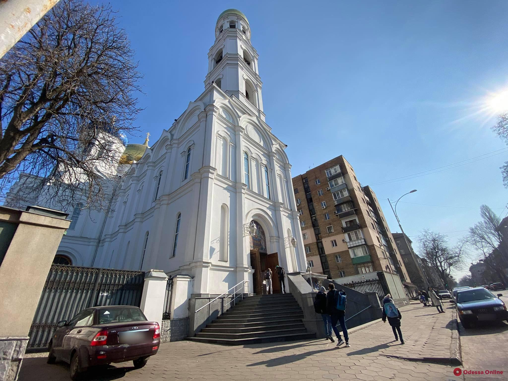 В Одесской епархии прокомментировали ситуацию с раздачей листовок против эвакуированных людей из Китая