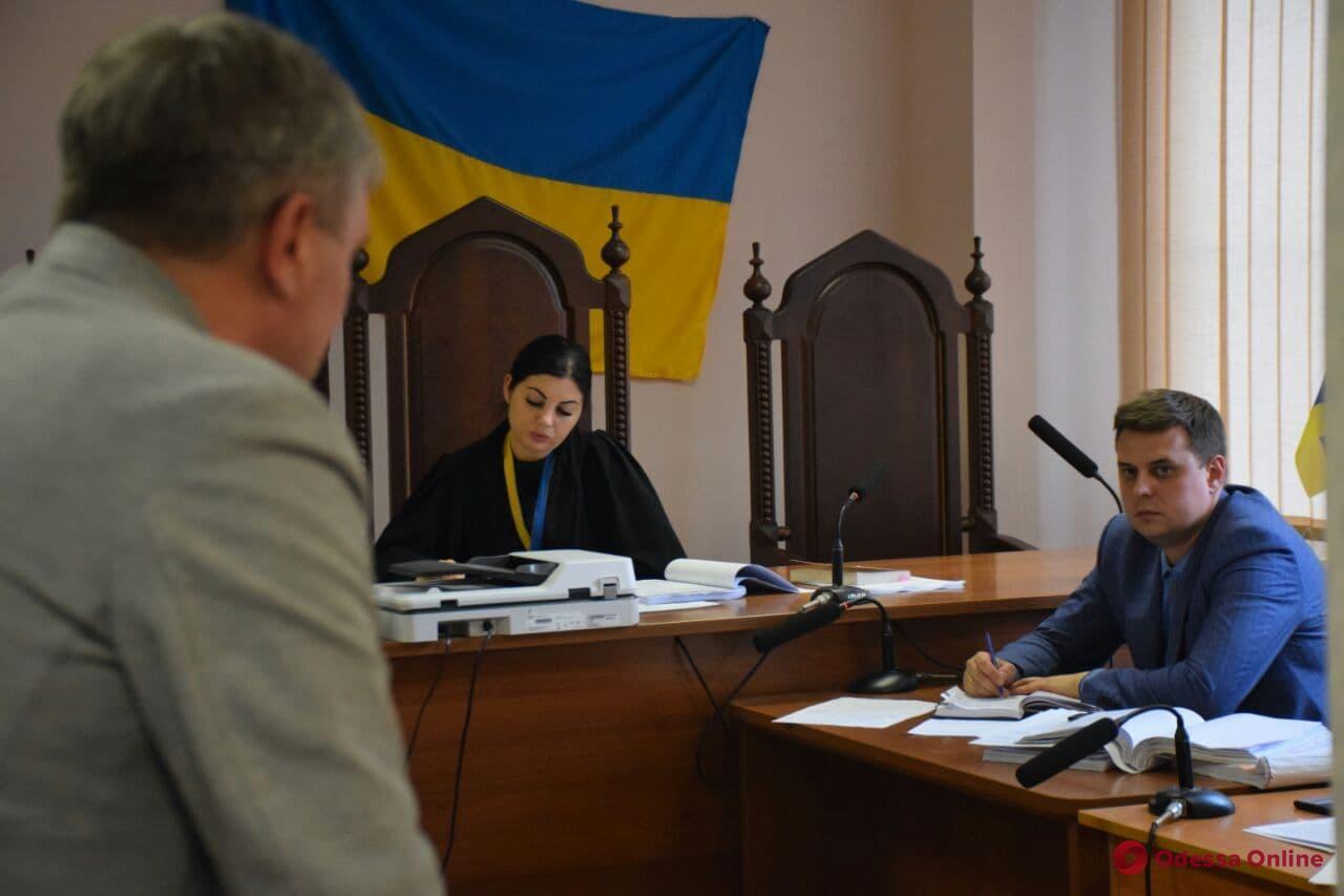 Суд отправил Затоковского голову под круглосуточный домашний арест