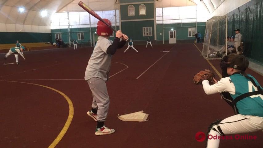 Бейсбол: «Одесские моряки» выиграли региональный отбор всеукраинского турнира